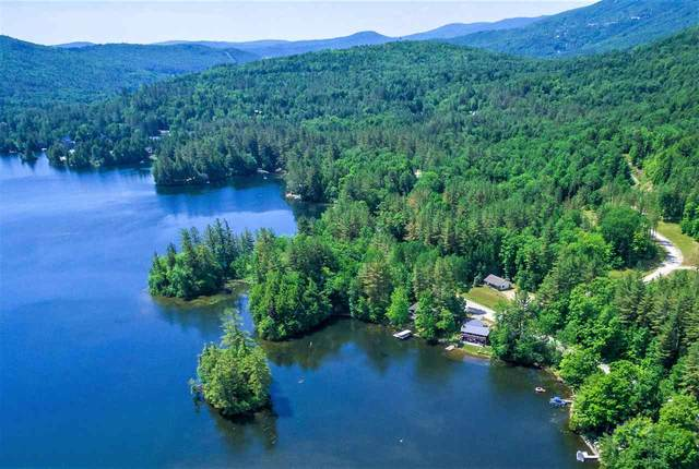 Lot 2 Route 100 North Route #2, Ludlow, VT 05149 (MLS #4612530) :: The Gardner Group