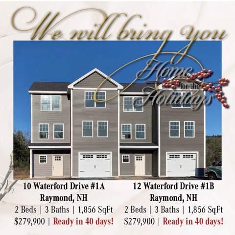 10 Waterford Drive 1A, Raymond, NH 03077 (MLS #4775995) :: Keller Williams Coastal Realty