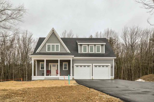 3 Breslin Farm Road #3, Stratham, NH 03885 (MLS #4710407) :: Lajoie Home Team at Keller Williams Realty