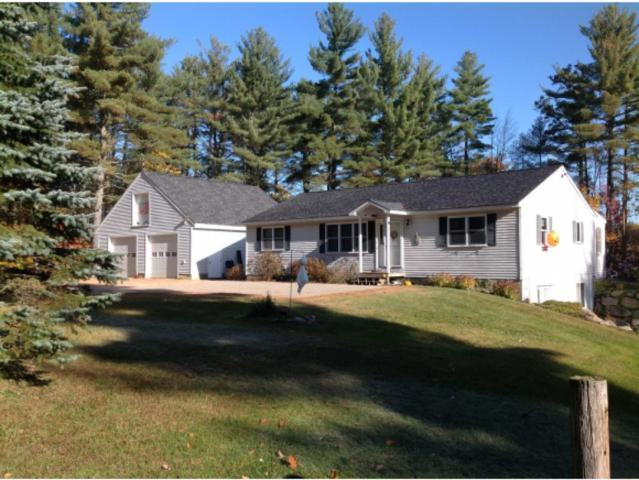 30 Barrington Circle, Ossipee, NH 03814 (MLS #4433821) :: The Hammond Team