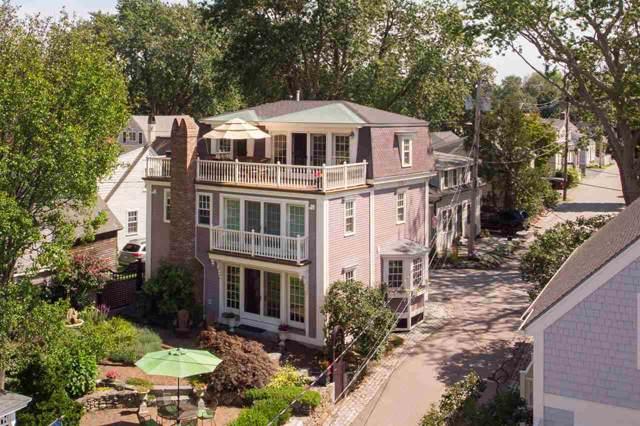 56 Piscataqua Street, New Castle, NH 03854 (MLS #4771594) :: Keller Williams Coastal Realty