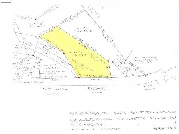 Lot 2 Lily Pond Road Highway, Lyndon, VT 05851 (MLS #4356619) :: Keller Williams Coastal Realty