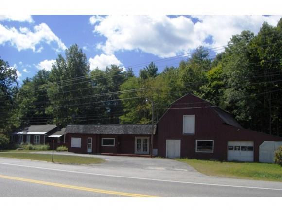 92 & 94 Route 103, Newbury, NH 03255 (MLS #4382112) :: Keller Williams Coastal Realty