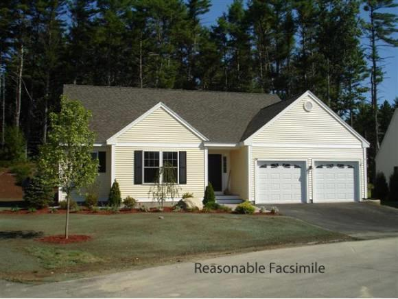 3 Trailside Dr Drive #66, Amherst, NH 03031 (MLS #4514913) :: Keller Williams Coastal Realty