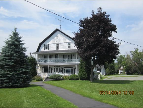 66 Main Street, Troy, VT 05859 (MLS #4668464) :: Lajoie Home Team at Keller Williams Realty