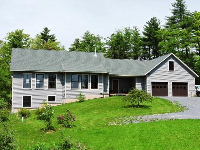 105 Quarter Mile Road, Charlotte, VT 05445 (MLS #4669737) :: The Gardner Group