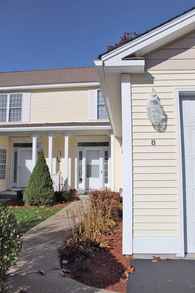 5 Lafond Avenue #8, Hooksett, NH 03106 (MLS #4672855) :: Keller Williams Coastal Realty