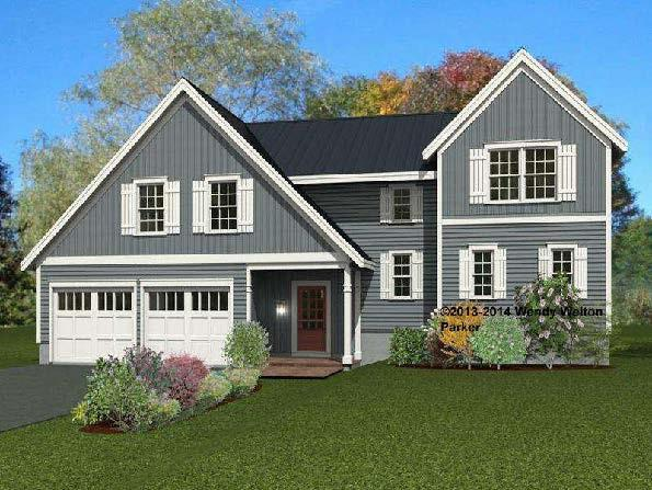 Lot K Sewall Meadow Lot K, Greenland, NH 03840 (MLS #4674872) :: Keller Williams Coastal Realty