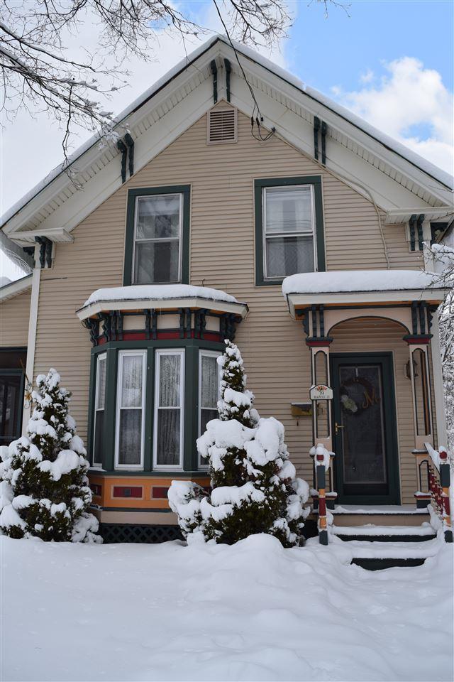 39 Brainerd Street, St. Albans City, VT 05478 (MLS #4681257) :: The Gardner Group