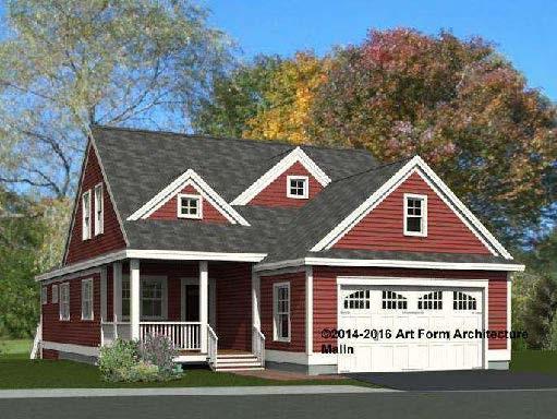8 Daybreak Drive Lot 4, Newmarket, NH 03857 (MLS #4683329) :: Keller Williams Coastal Realty