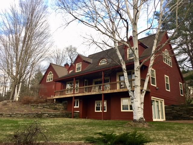 193 Chester Arthur Road Road #7052, Hartford, VT 05059 (MLS #4690740) :: Keller Williams Coastal Realty