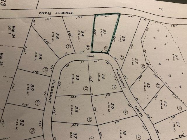 Lot 31 Pleasant Drive, Freedom, NH 03836 (MLS #4694843) :: Hergenrother Realty Group Vermont
