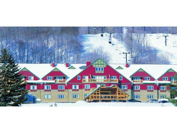 89 Grand Summit Way 242-1, Dover, VT 05356 (MLS #4702482) :: Keller Williams Coastal Realty