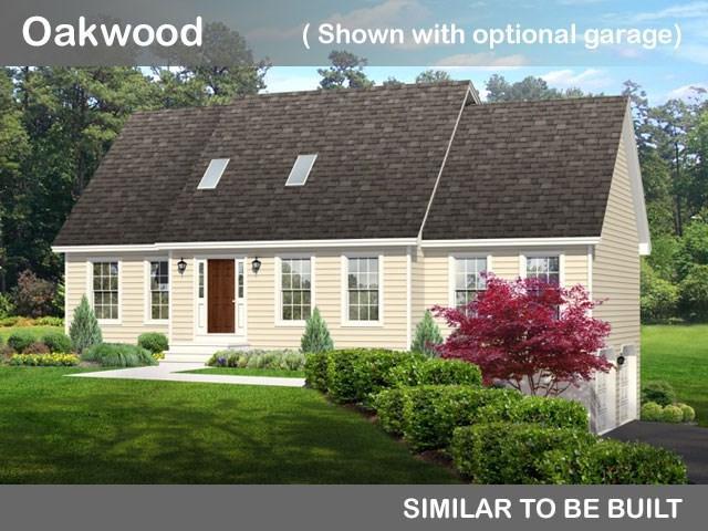 6A-4 Oak Woods Road 6A-4, North Berwick, ME 03906 (MLS #4711879) :: Keller Williams Coastal Realty