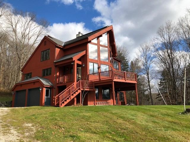 898 Ccc Road, Shrewsbury, VT 05738 (MLS #4727413) :: The Gardner Group