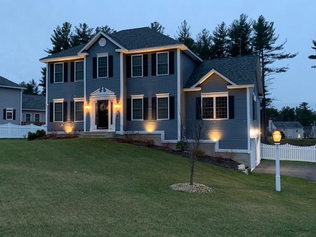 57 Manter Mill Road 13-18, Londonderry, NH 03053 (MLS #4728134) :: The Hammond Team
