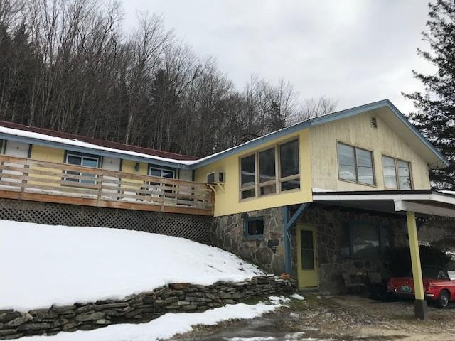 136 Route 100 Route, Dover, VT 05356 (MLS #4729622) :: Keller Williams Coastal Realty
