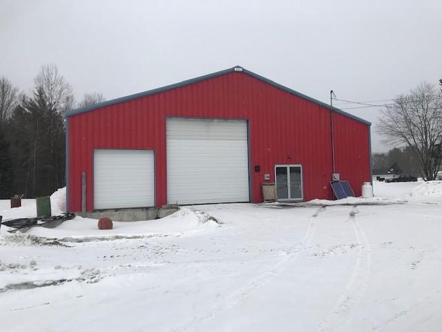 465 Nh Route 118 Road, Canaan, NH 03741 (MLS #4737860) :: Lajoie Home Team at Keller Williams Realty