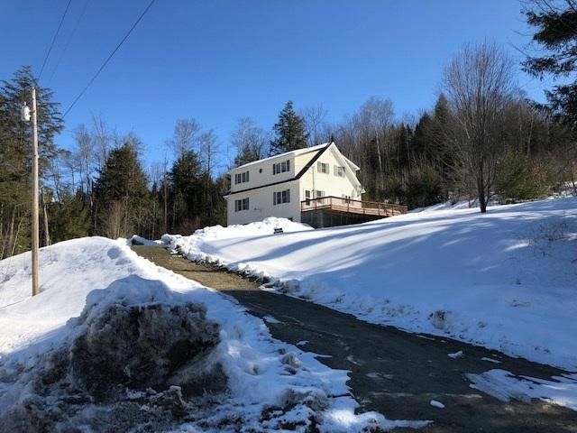 412 Covered Bridge Road, Irasburg, VT 05845 (MLS #4742008) :: Hergenrother Realty Group Vermont