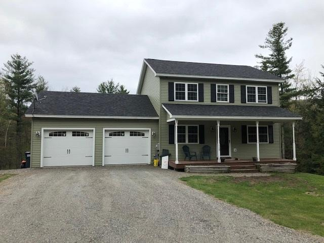 115 Hidden Plateaus Road, Swanton, VT 05488 (MLS #4752202) :: Hergenrother Realty Group Vermont