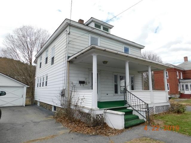 21 Dewey Street, Springfield, VT 05156 (MLS #4752484) :: Parrott Realty Group