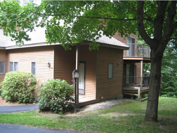 1140 Murphy Road Unit #6A Common 6A, Hartford, VT 05059 (MLS #4754717) :: The Gardner Group