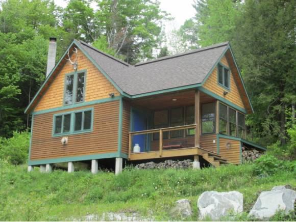 2231 South Hill Road, Ludlow, VT 05149 (MLS #4755410) :: Hergenrother Realty Group Vermont