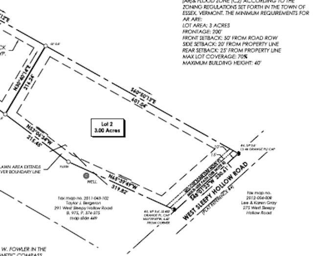 Lot 2 West Sleepy Hollow Road, Essex, VT 05452 (MLS #4759046) :: The Hammond Team