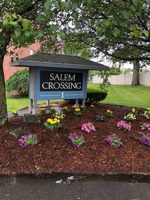 99 Cluff Crossing Road C12, Salem, NH 03079 (MLS #4760345) :: Keller Williams Coastal Realty
