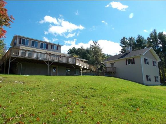 991 Cherry Valley Road, Gilford, NH 03249 (MLS #4764674) :: Hergenrother Realty Group Vermont