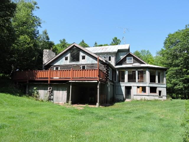 837 South America Road, Corinth, VT 05039 (MLS #4766564) :: Hergenrother Realty Group Vermont