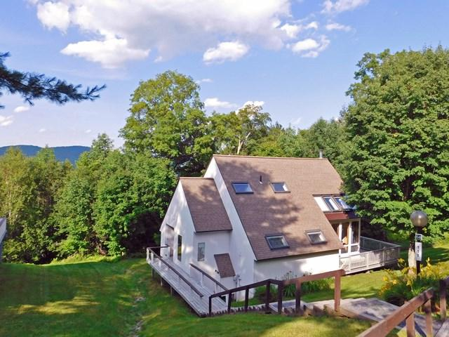 64 South Village Drive, Warren, VT 05674 (MLS #4767905) :: Hergenrother Realty Group Vermont