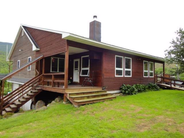 778 West Jay Road, Jay, VT 05859 (MLS #4779038) :: Hergenrother Realty Group Vermont