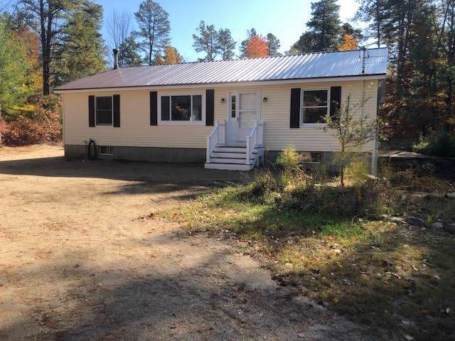 21 Blueberry Road, Ossipee, NH 03814 (MLS #4782432) :: Team Tringali