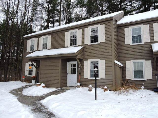 37 Hayes Avenue #37, South Burlington, VT 05403 (MLS #4785396) :: Hergenrother Realty Group Vermont