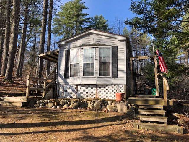 401 Highwatch Road, Effingham, NH 03882 (MLS #4785722) :: Keller Williams Coastal Realty