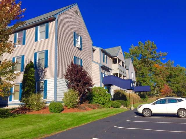 147 Eastern Avenue #304, Manchester, NH 03104 (MLS #4785905) :: Parrott Realty Group