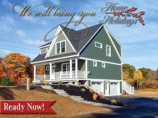 21 Lovering Road #13, North Hampton, NH 03862 (MLS #4786861) :: Keller Williams Coastal Realty