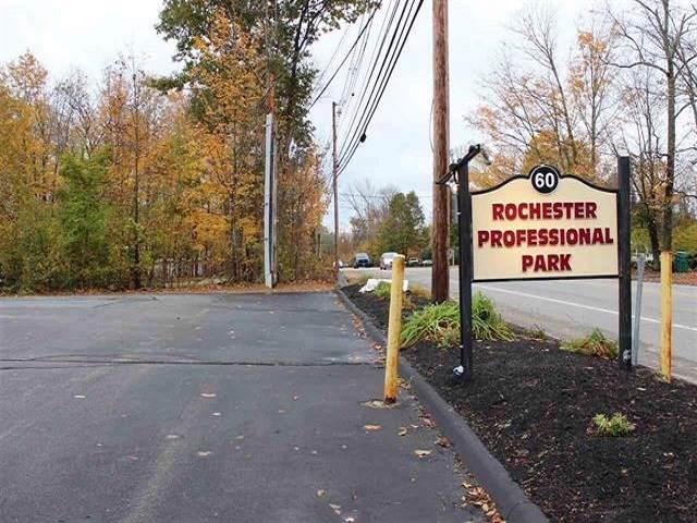 60 Rochester Hill Road #7, Rochester, NH 03867 (MLS #4790369) :: Keller Williams Coastal Realty