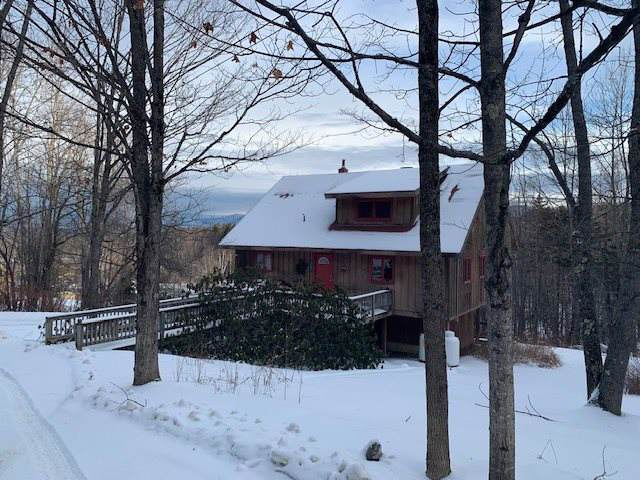 1301 Belmont Road, Mount Holly, VT 05758 (MLS #4790604) :: Team Tringali