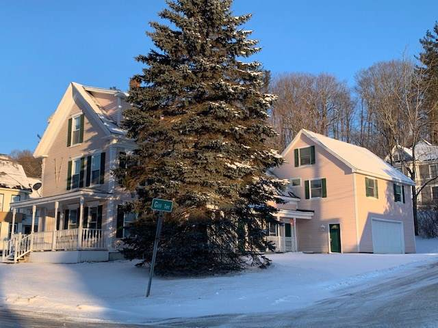 9 High Street, Ludlow, VT 05149 (MLS #4790606) :: Team Tringali