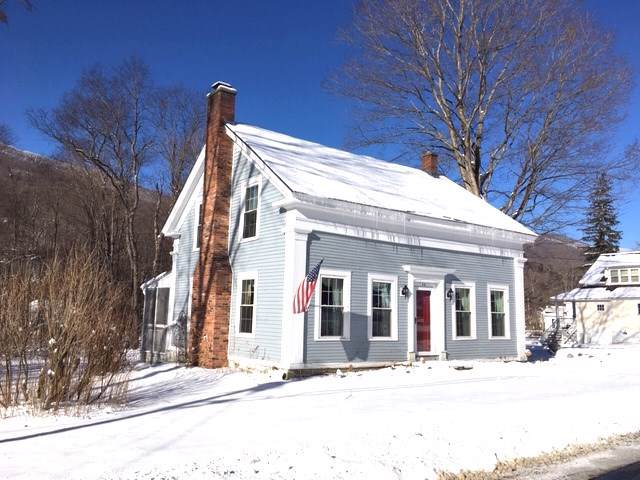 72 Pleasant Street, Dorset, VT 05253 (MLS #4790675) :: The Gardner Group
