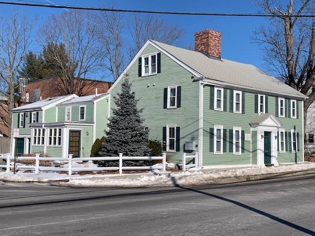 41 Front Street #3, Exeter, NH 03833 (MLS #4791095) :: Keller Williams Coastal Realty