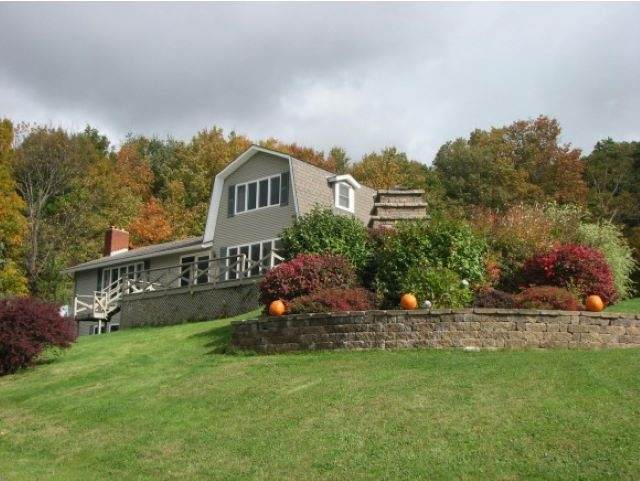 115 French Hill Road, St. Albans Town, VT 05478 (MLS #4799947) :: Lajoie Home Team at Keller Williams Realty