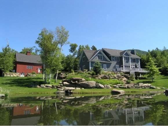 647 Putnam Forest Road, Stowe, VT 05672 (MLS #4806767) :: Parrott Realty Group