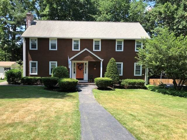11 Spencer Drive, Nashua, NH 03062 (MLS #4814757) :: Keller Williams Coastal Realty