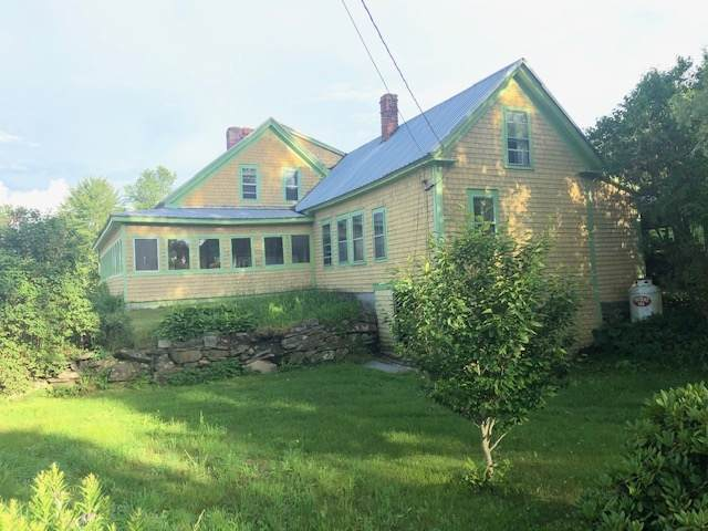 1794 Mount Moosilauke Highway, Haverhill, NH 03780 (MLS #4815465) :: Hergenrother Realty Group Vermont