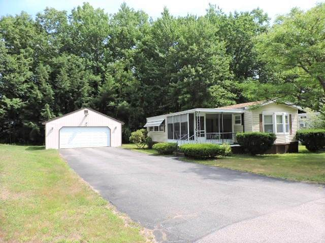 320 Old Lakeshore Road U14, Gilford, NH 03249 (MLS #4815622) :: Hergenrother Realty Group Vermont