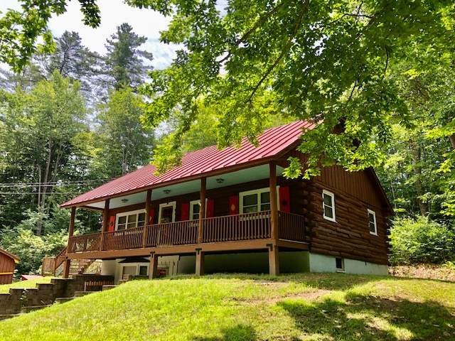 417 Bailey Hill Road, Cavendish, VT 05142 (MLS #4816019) :: The Gardner Group