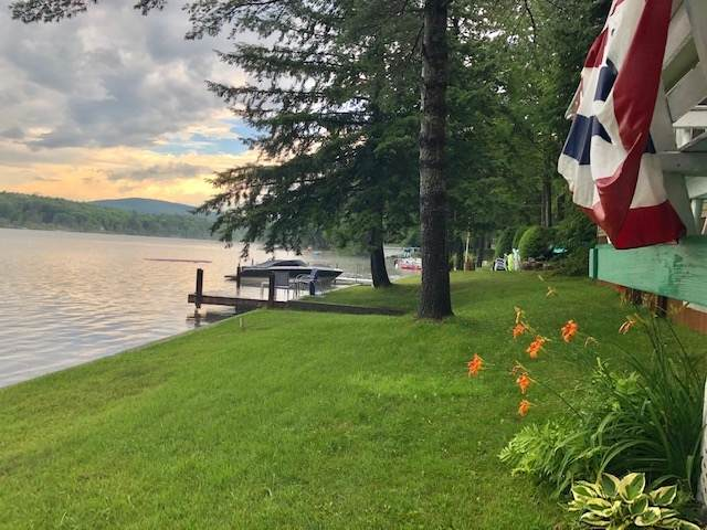60 N. Roberts Cove Road, Wakefield, NH 03872 (MLS #4816498) :: Hergenrother Realty Group Vermont